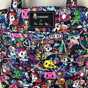Tokidoki Be Light Sea Punk bag